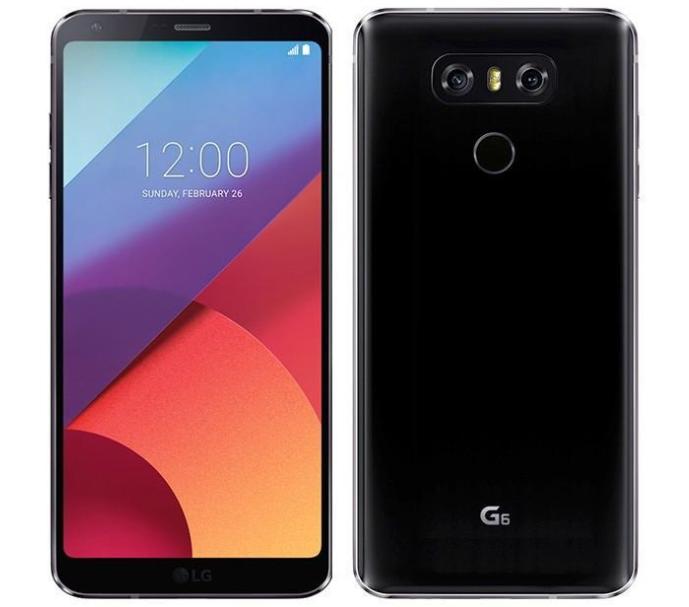 LG G6 64GB 5.5