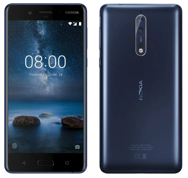 Nokia 8 Dual SIM 5