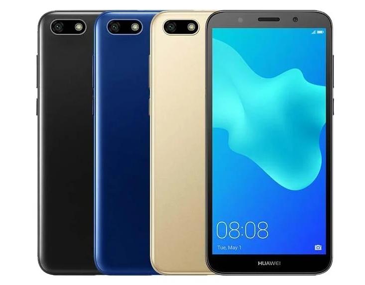 дешевый Huawei Y5 Prime (2018)