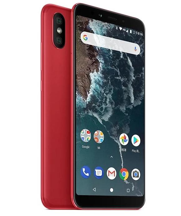 недорогой Xiaomi Mi A2 4/64 GB
