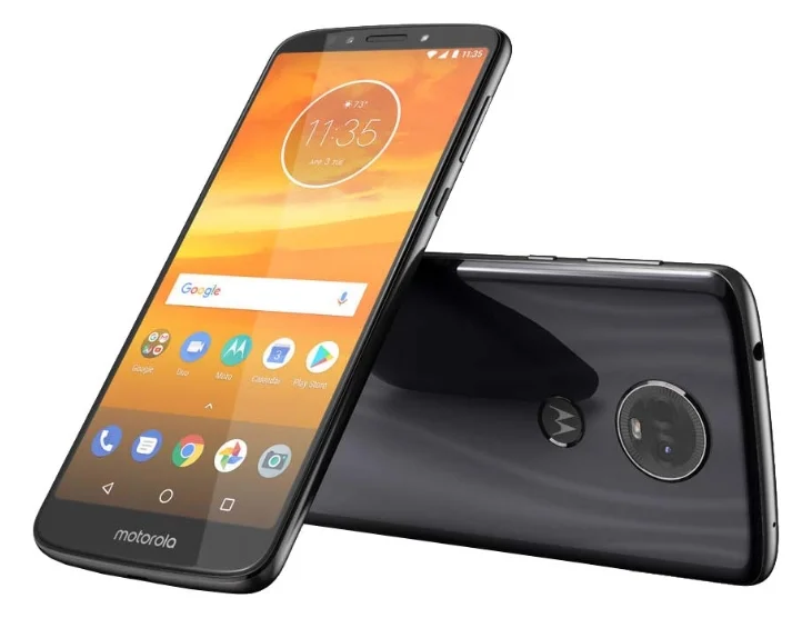 Motorola Moto E5 Plus 32GB с хорошей батареей