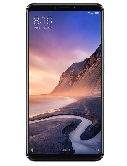 Xiaomi Mi Max 3 4/64GB с хорошей батареей
