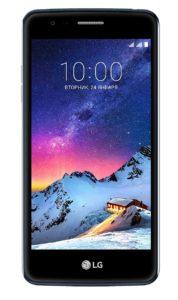 Бюджетный смартфон LG K8 (2017) X240