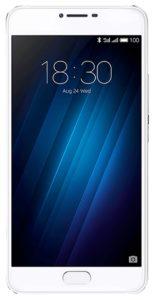 Бюджетный смартфон Meizu U20