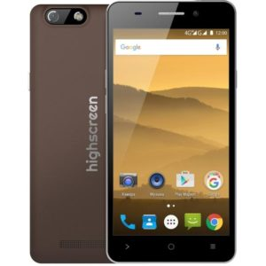 смартфон с большей батареей Highscreen Power Five Evo
