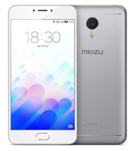 смартфон с мощной батареей Meizu M3 Note