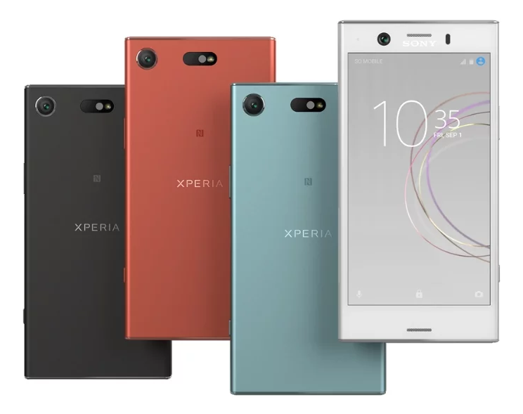Sony Xperia XZ1 Compact 4 4.5