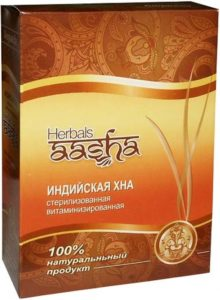 Хна индийская Aasha Herbals