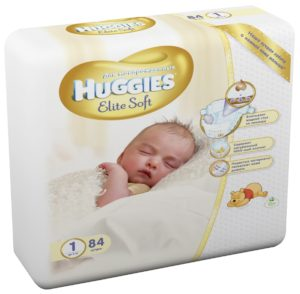 Памперсы Huggies Elite Soft 1