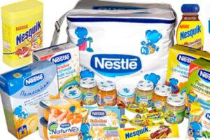 Производитель Nestle