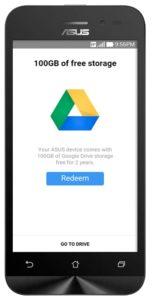 Смартфон 4,5 дюйма ASUS ZenFone Go ZB450KL