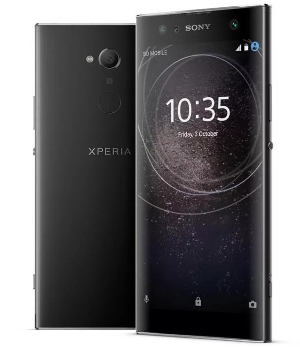 топ смартфонов с лучшей камерой Sony Xperia XA2 Ultra Dual 32GB