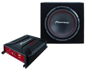 Автосабуфер Pioneer GXT-3604B