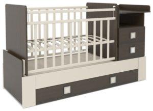 Кроватка СКВ-Компани 83003х