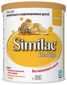 Молочная смесь SIMILAC (ABBOTT) НЕОШУР