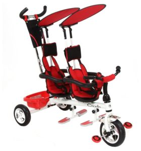 Велосипед Capella Twin Trike