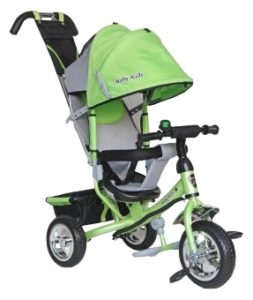 Велосипед Moby Kids Comfort 950D Green