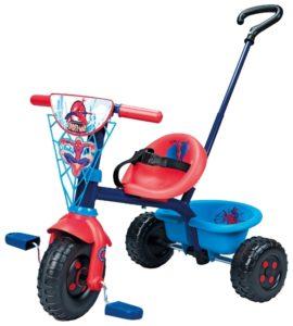 Велосипед Smoby 444168 Be Fun Spiderman
