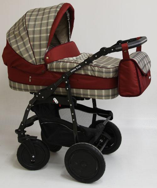 российская детская коляска