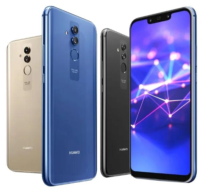 Huawei Mate 20 lite до 20