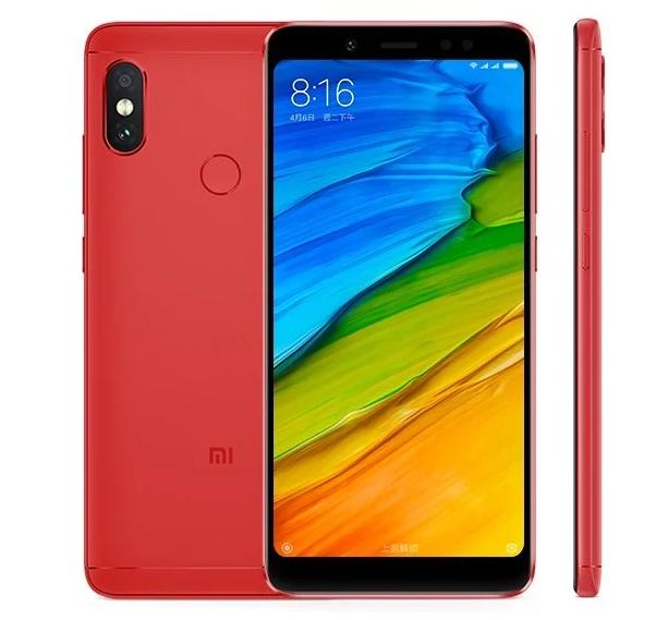 Xiaomi Redmi Note 5 3/32GB 6