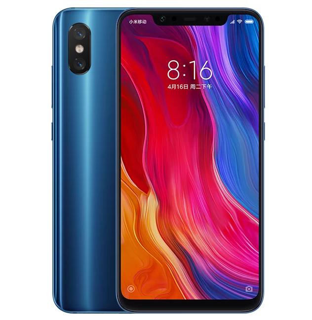 Xiaomi Mi8 6/128GB до 25