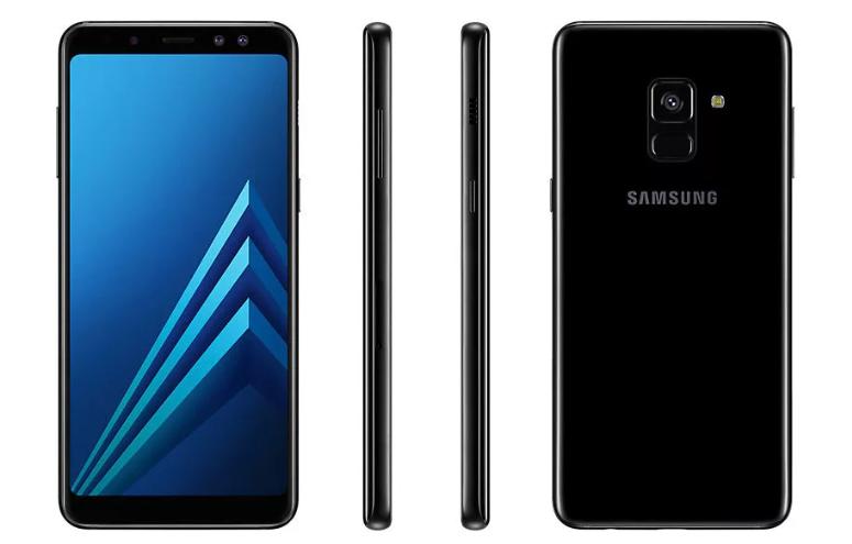 Samsung Galaxy A8 (2018) 32GB до 25