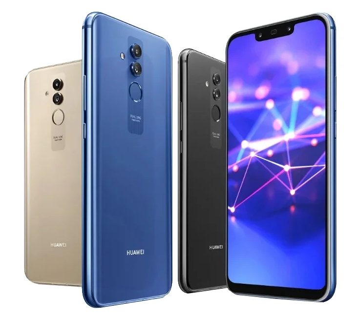 Huawei Mate 20 lite до 25