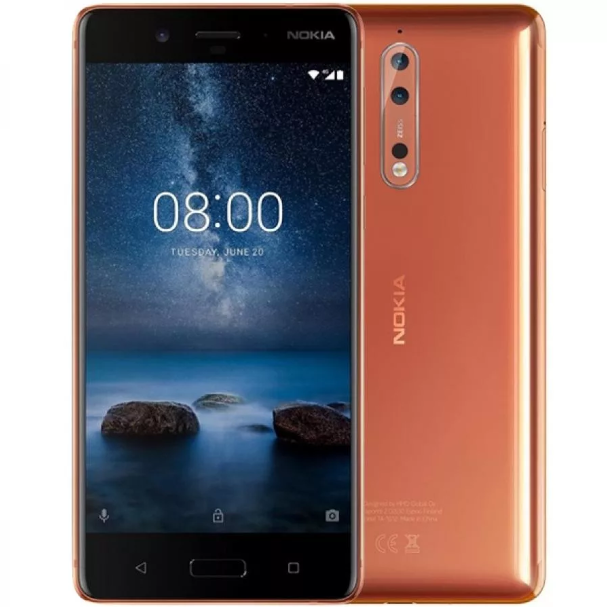 Nokia 8 Dual sim до 30