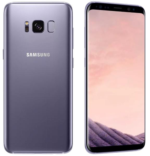 Samsung Galaxy S8 с изогнутым экраном