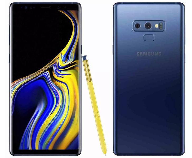 Samsung Galaxy Note 9 128GB с изогнутым экраном