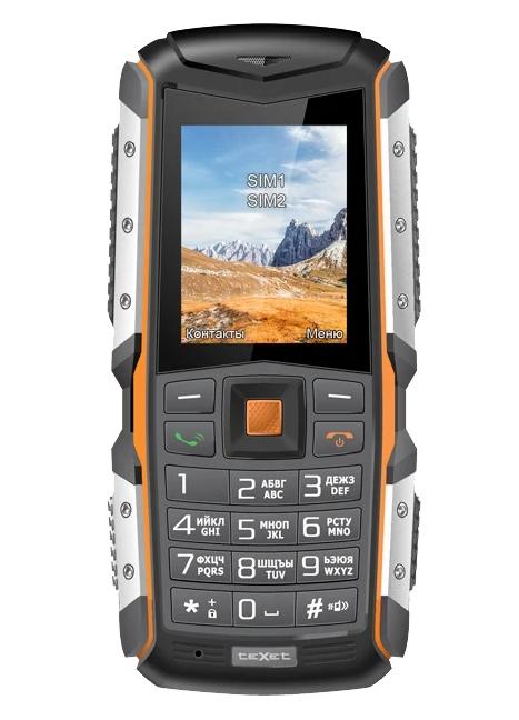 защищенный teXet TM-513R