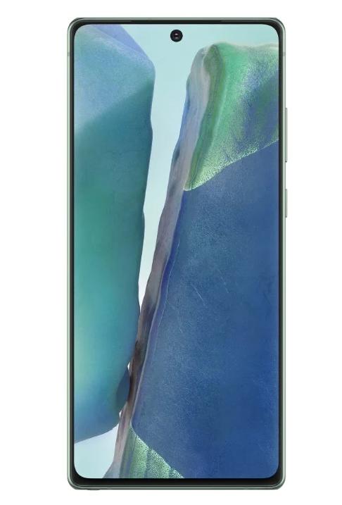 Samsung Galaxy Note 20 топ