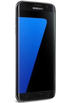 Samsung Galaxy S7 Edge с изогнутым экраном