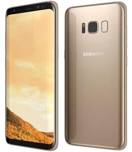 Samsung Galaxy S8+ 64GB с изогнутым экраном