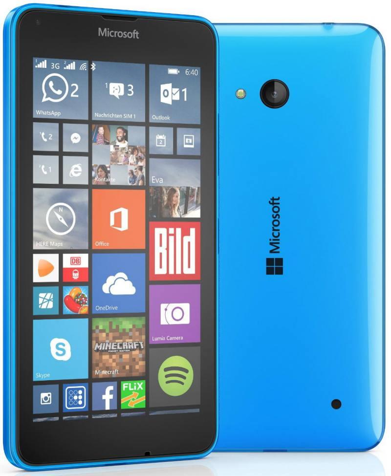 Топовый Microsoft Lumia 640 XL 3G Dual Sim