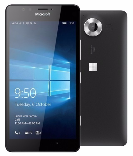 Топовый Microsoft Lumia 950 XL