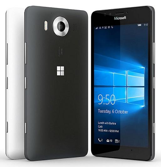 Топовыйм Microsoft Lumia 950 XL Dual Sim