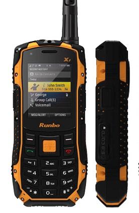 Защищенный Runbo X1