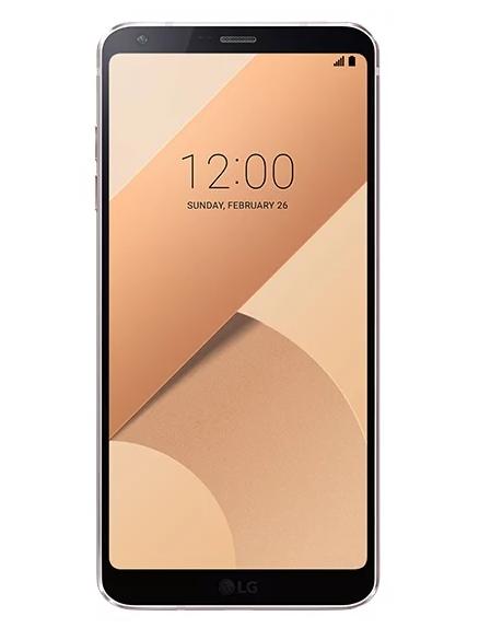 LG G6+ антуту