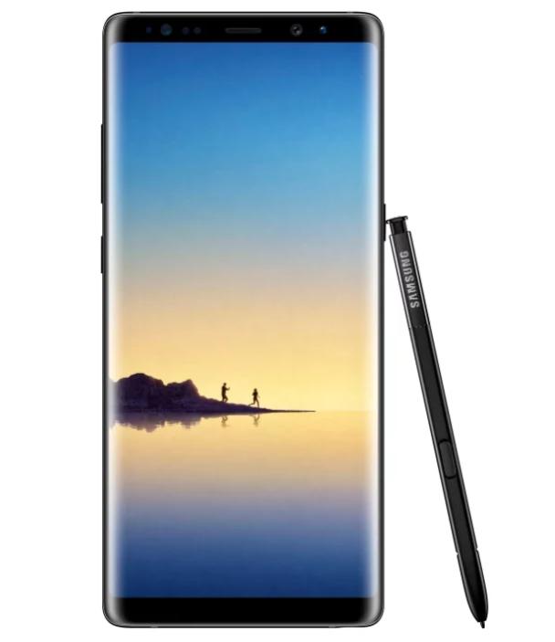 Samsung Galaxy Note 8 64GB антуту