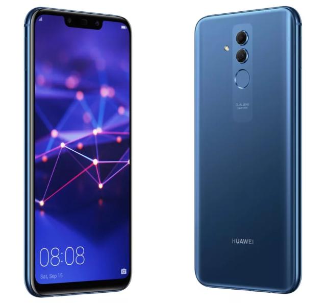 китайский Huawei Mate 20 Lite