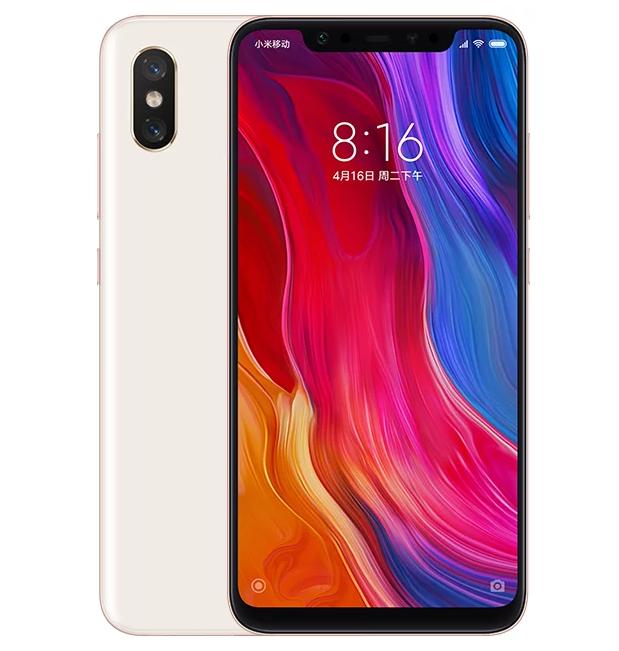 китайский Xiaomi Mi8 6/128GB