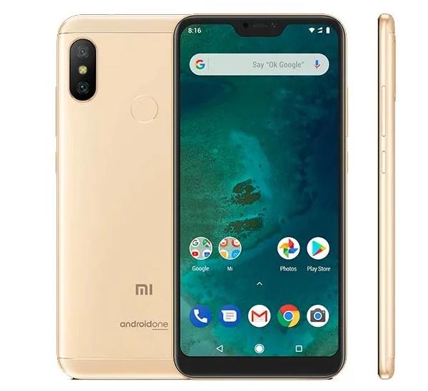 Xiaomi Mi A2 Lite 3/32GB с хорошей камерой и батареей