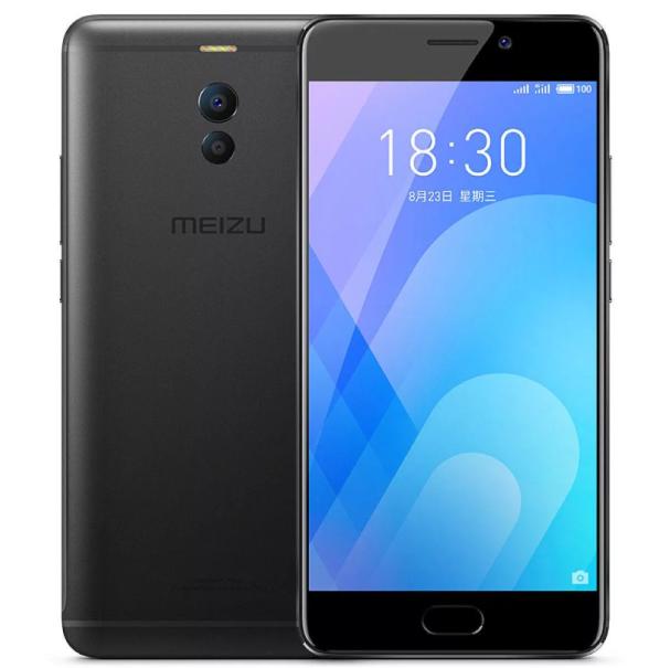 Meizu M6 Note 16GB с хорошей камерой и батареей
