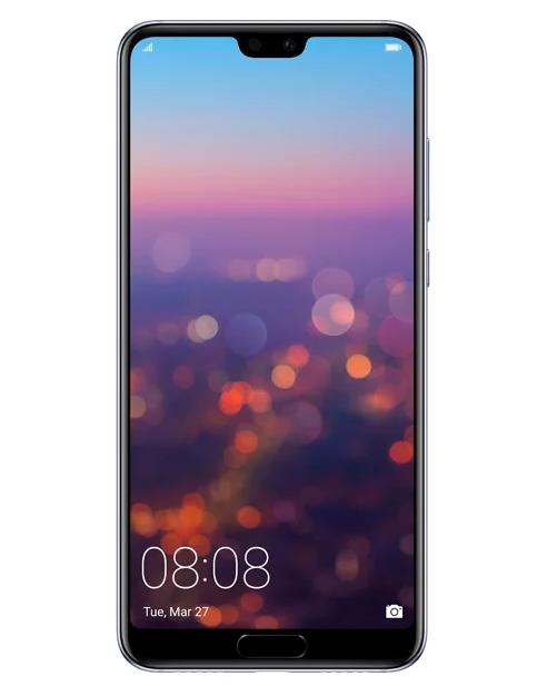 Huawei P20 Pro с хорошей камерой и батареей