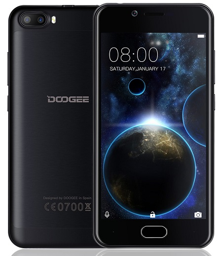 DOOGEE Shoot 2 16GB до 100 долларов
