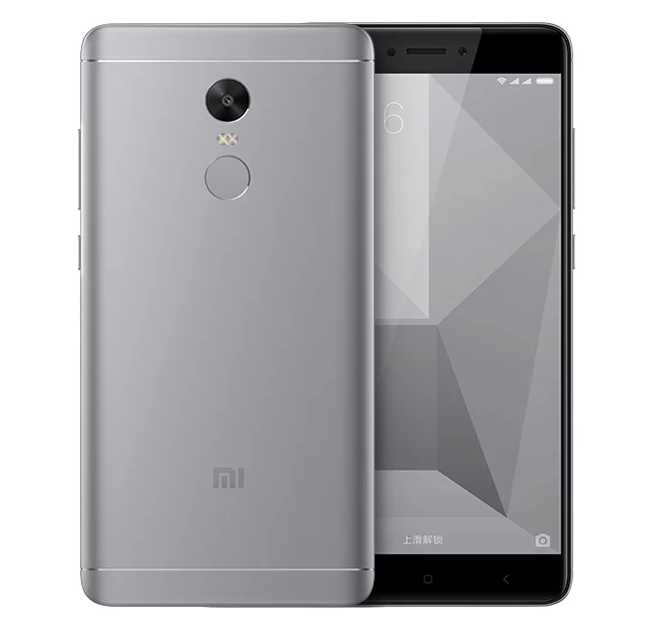 Xiaomi Redmi Note 4X 3/32GB для игр