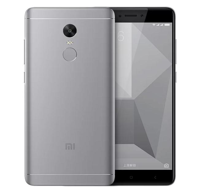 Xiaomi Redmi Note 4X 3/32GB для игр