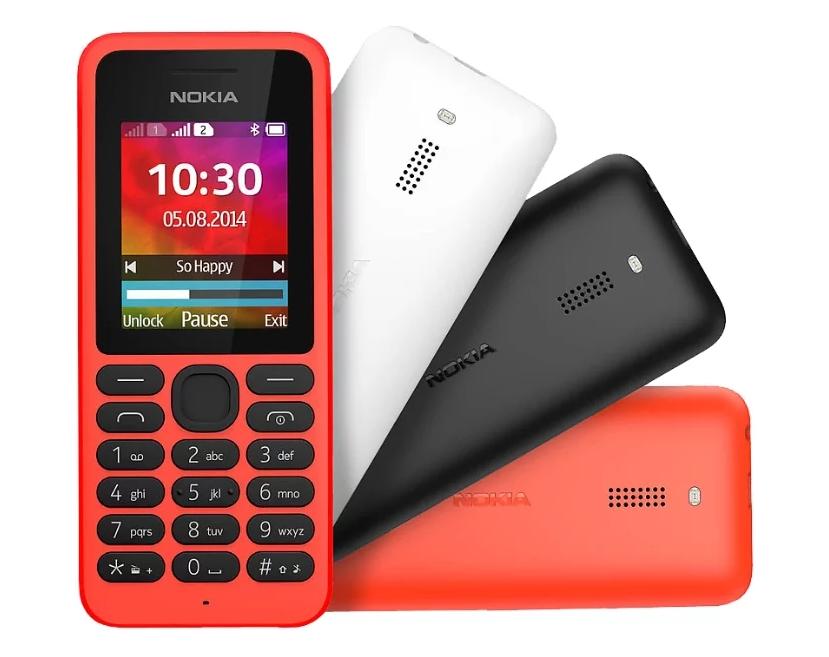 Кнопочный Nokia 130